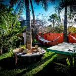 Ping-pong-hammocks